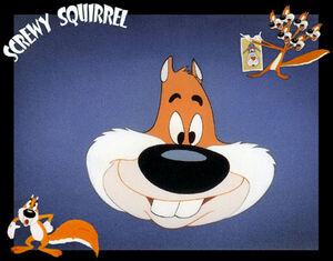 Screwy Squirrel Day