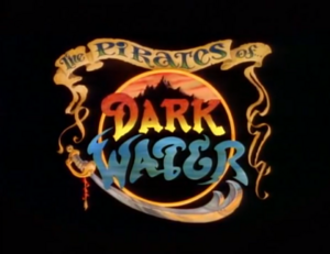 Pirates of Dark Water Title Card