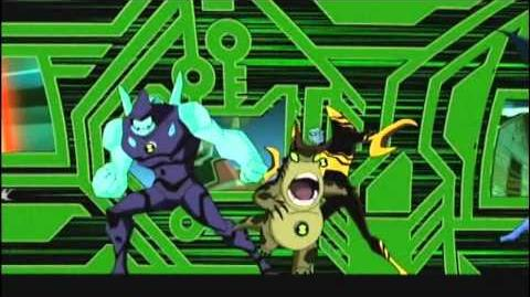 Video Ben 10 Ultimate Alien Intro Hd 720p The Cartoon