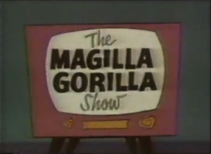 The Magilla Gorilla Show title