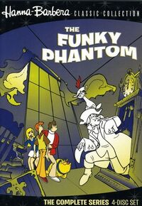 The Funky Phantom DVD