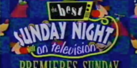 The Best Sunday Night on Television