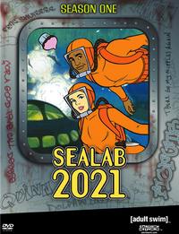 Sealab 2021 DVD