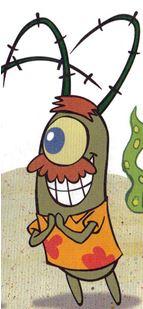 Papa Plankton