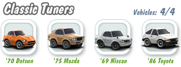 Classic Tuners Collection