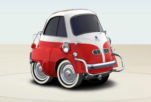 1954 Isetta 300