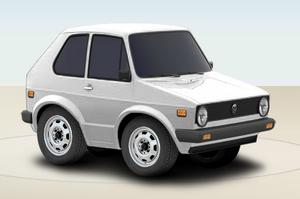 VW Rabbit 1977