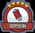 Joblogo suspension