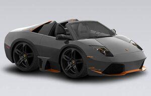 Lamborghini Murcielago LP650-4 Roaster