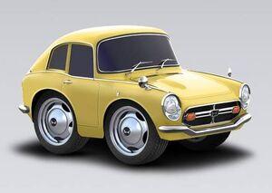 Honda S800 1967