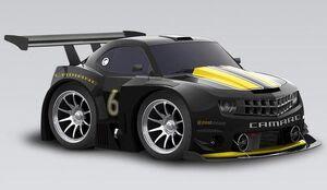 Chevrolet Camaro Circuit Racer 2010
