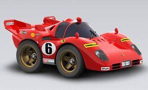 Ferrari 512 S 197