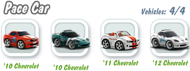 Pace Car Collection