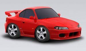 Nissan Silvia Spec-R 1999
