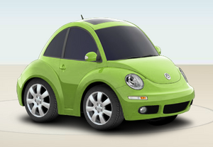 VW New Beetle 2006