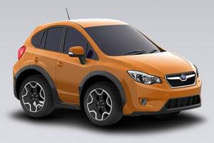 Subaru Crosstrek 2011