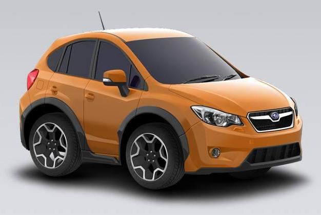 Subaru XV Crosstrek 2011 | Car Town Wiki | FANDOM powered ...