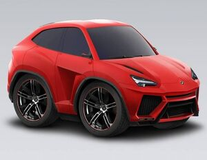 Lamborghini Urus 2012