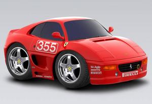 Ferrari 355 Challenge 1995