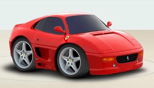 1994 Ferrari 355 Berlinetta