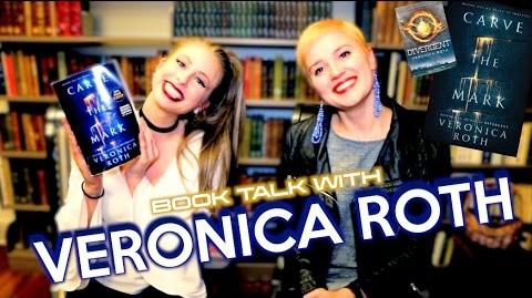 BOOKTALK WITH VERONICA ROTH SPOILER FREE