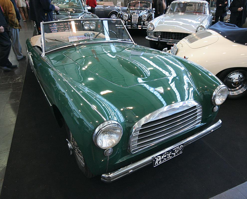 Swallow Doretti Convertible 1954