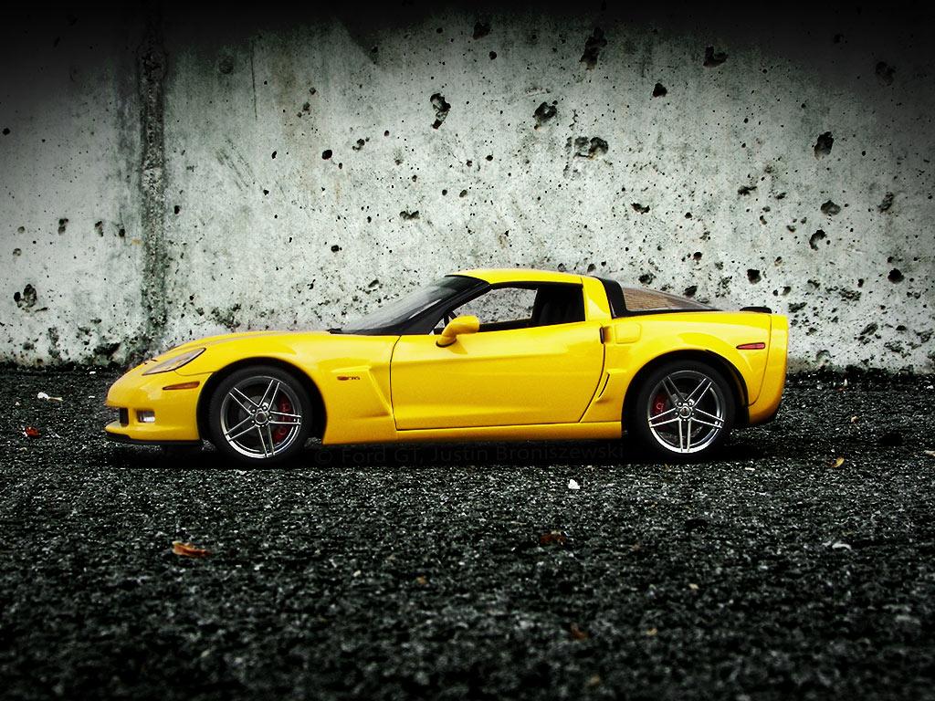 Corvette Z06 Wallpaper 2 by FordGT-1-
