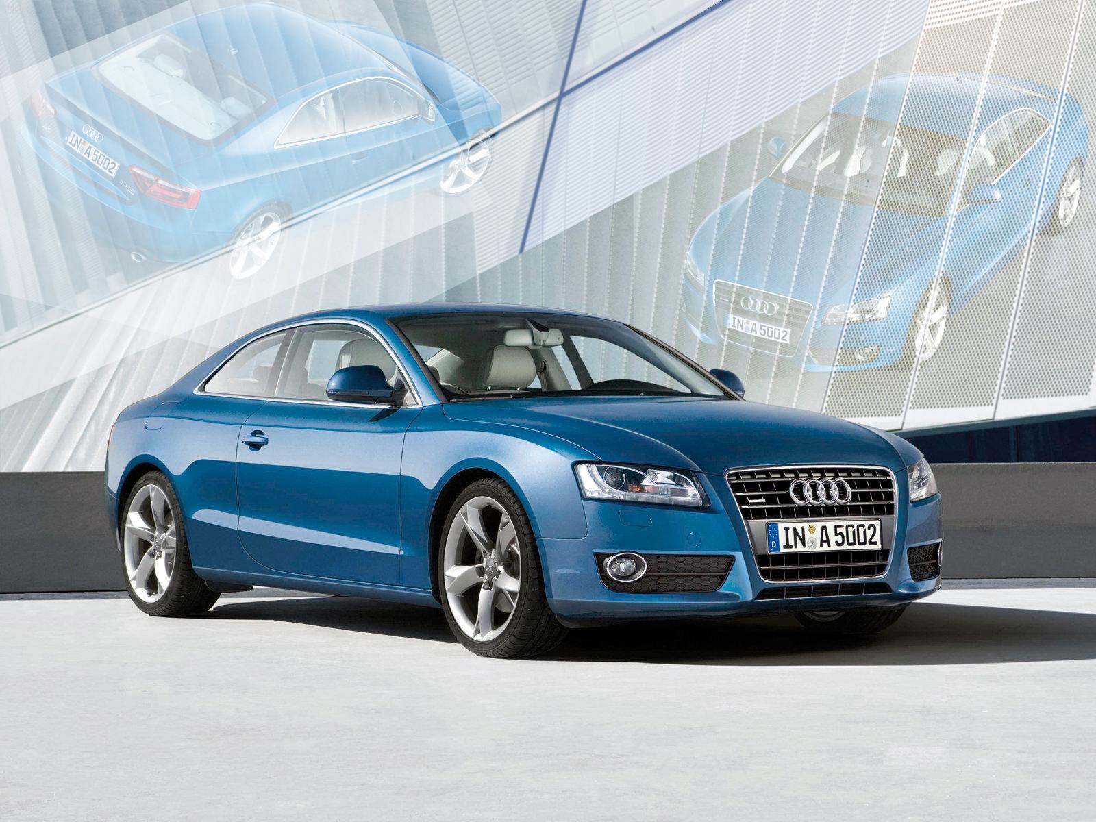 Audi A5 2008 1600-1200 wallpaper by ARIX-1-