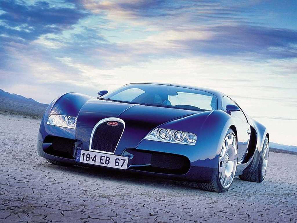 Bugatti 8-1-