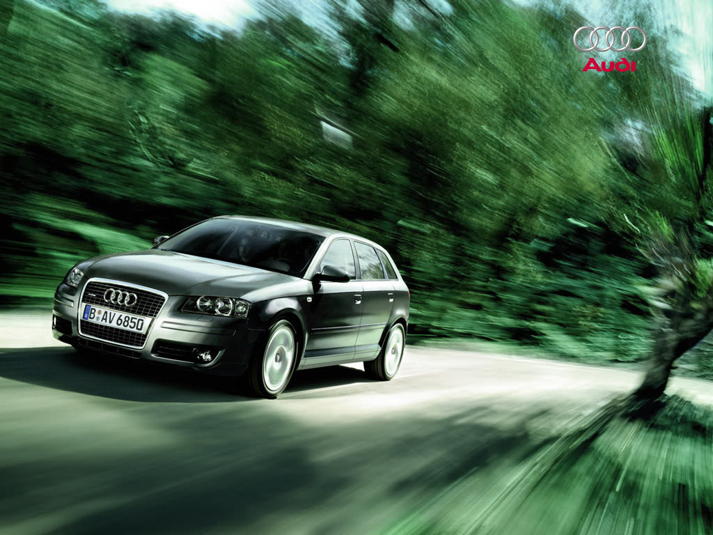 Audi A3 Sportback, 2006-1-