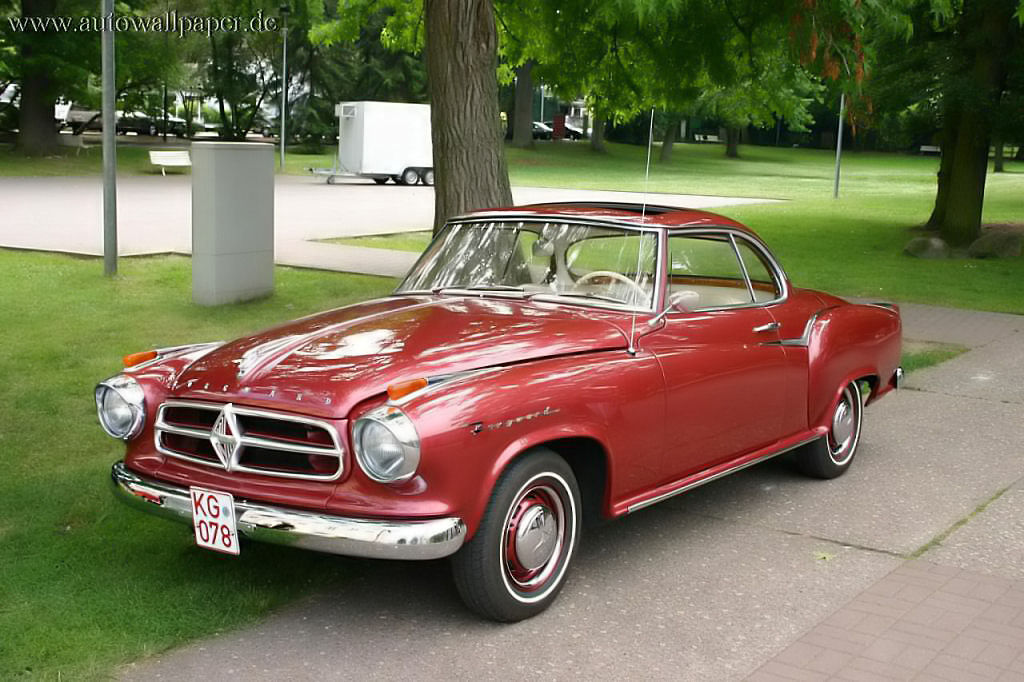 Borgward Isabella Coupe(1)-1-