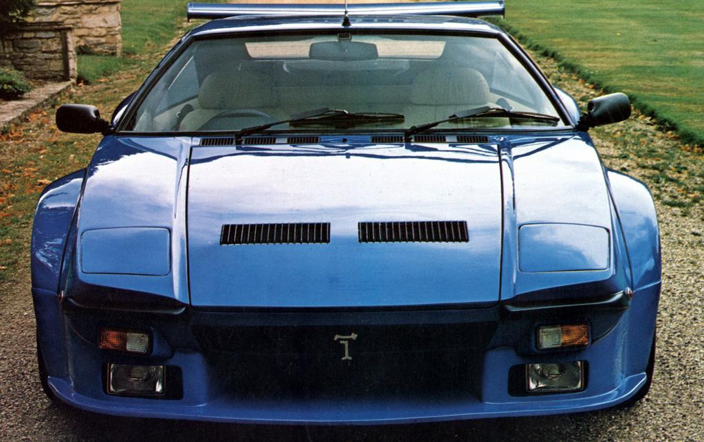 Pantera GT5 front