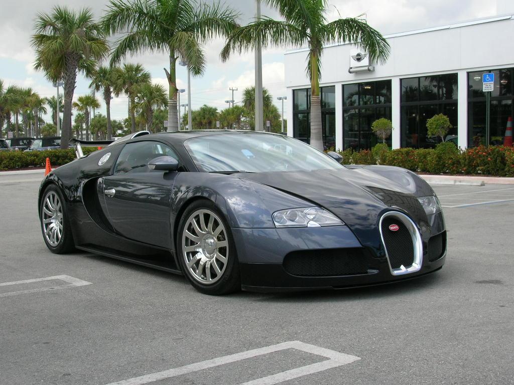 Bugatti Veryron 1001 Horsepower-1-