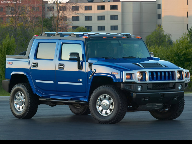 Hummer-H2 SUT Limited Edition 2006 800x600 wallpaper 01