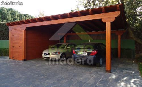 Imagen garajes de wiki casasolar2c fandom - Garajes para coches ...