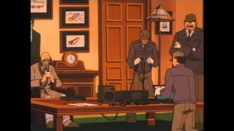 Detective Conan Ending 13 Creditless (Aoi Aoi Kono Hoshi ni)