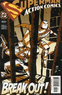 Action Comics 804