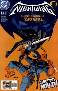 Nightwing 81