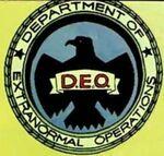 D.E.O. LOGO