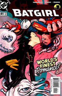 Batgirl 41