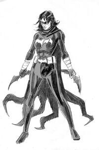 Black bat by kevhopgood-d5gnh2q