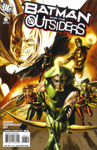 Batman and the Outsiders 6