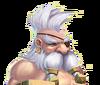 Hammer Dwarf Icon