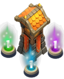 Arrow tower tier 1
