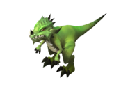 Yt-dinosaur-green