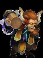 Minotaur Chieftain