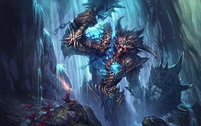 Monster alperon large