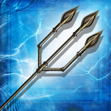 Trident of the Deep