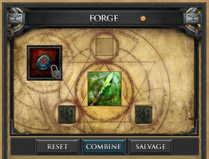 Forge - With Gems