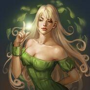 Ally (Elizabeth Lione)